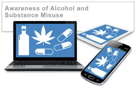 Awareness of Alcohol and Substance Misuse e-learning course