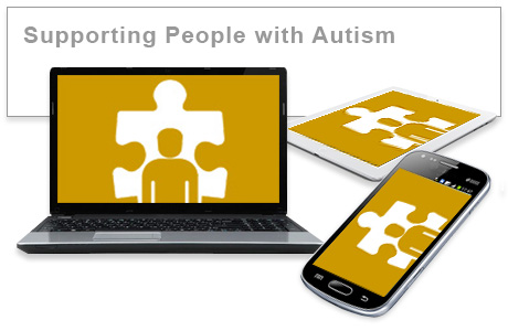 Supporting People with Autism e-learning course