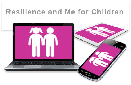 Resilience and Me for Children e-learning course