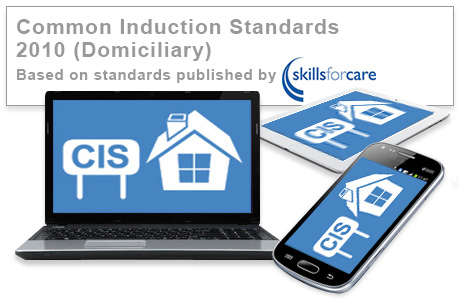 Common Induction Standards 2010 (Domiciliary) e-learning training course