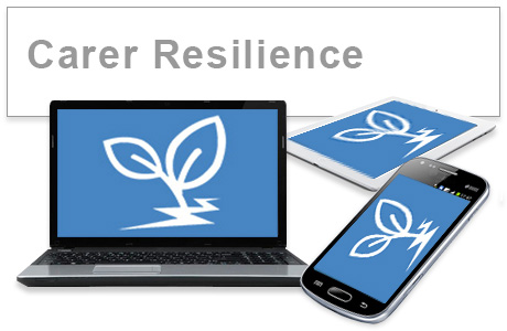 About Me: building resilience for caring e-learning course