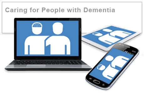 Caring for People with Dementia e-learning course