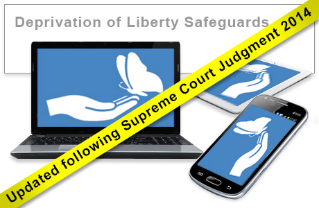 Deprivation of Liberty Safeguards e-learning course