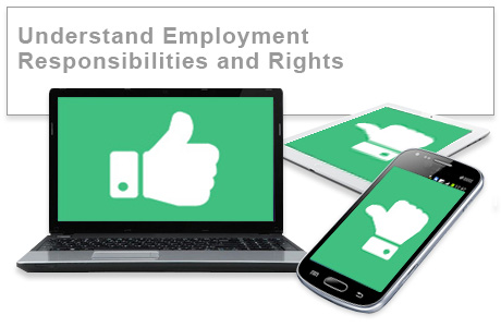 Understand Employment Responsibilities & Rights - Generic e-learning course