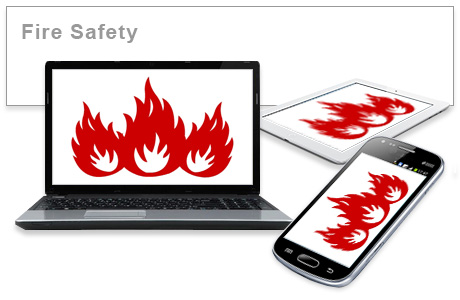 Fire Safety - The Fundamentals e-learning course