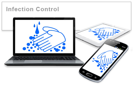 Infection Control e-learning course