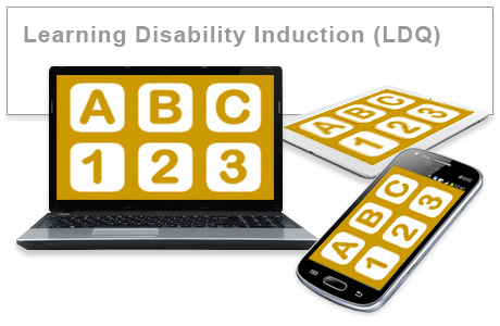 Learning Disability Induction (LDQ) e-learning training course