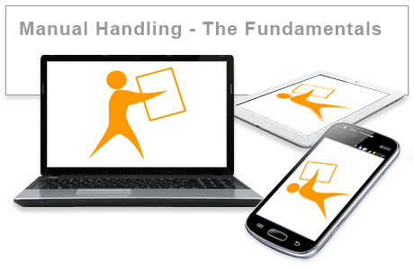 Manual Handling - The Fundamentals e-learning course