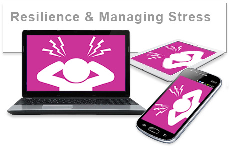 Resilience & Managing Stress e-learning course
