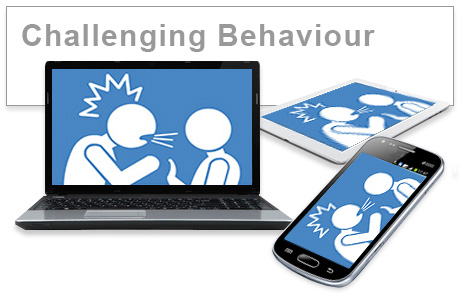 Challenging Behaviour e-learning course