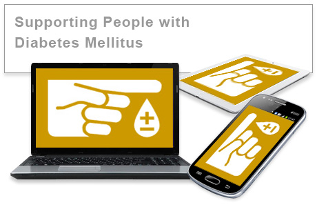 Supporting People with Diabetes Mellitus e-learning course