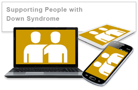 Supporting People with Down Syndrome e-learning course