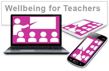 Wellbeing for Teachers e-learning course
