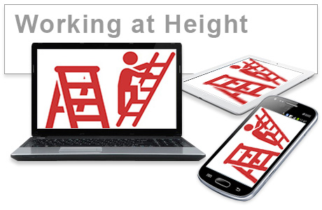 Working at Height e-learning course