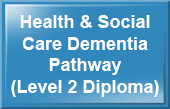 Health and Social Care - Dementia Pathway (Level 2 Diploma) - Health and Social Care e-learning training course