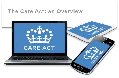 The Care Act: An Overview e-learning course