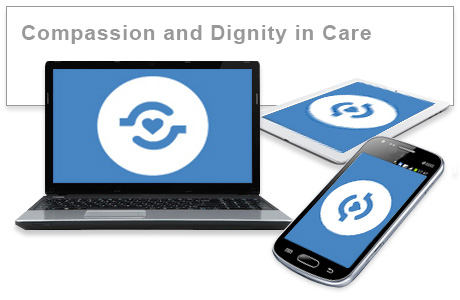 Compassion and Dignity in Care e-learning course