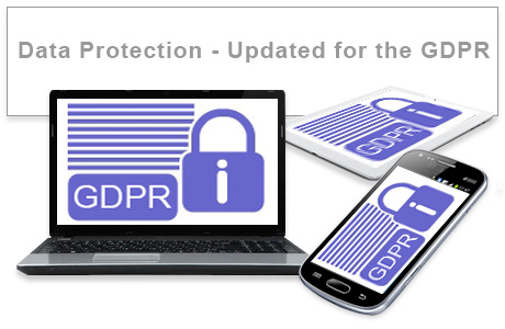 Data Protection - Updated for the GDPR e-learning course