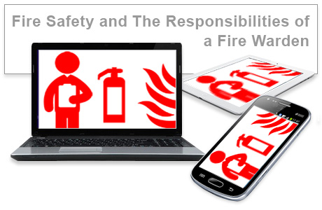 Fire Safety including Responsibilities of a Fire Warden e-learning course