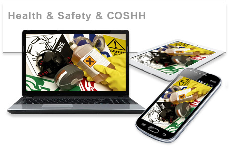 Health & Safety & COSHH e-learning course