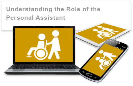 Understanding the Role of the Personal Care Assistant e-learning course