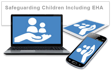 Safeguarding Children Including EHA e-learning training course