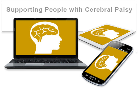 Supporting People with Cerebral Palsy e-learning course