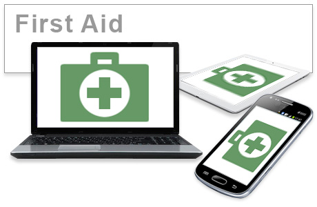 First Aid e-learning training course