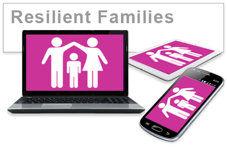 Resilient Families e-learning training course