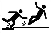 Click here for more information about our Preventing Slips, Trips and Falls in the Workplace e-learning course